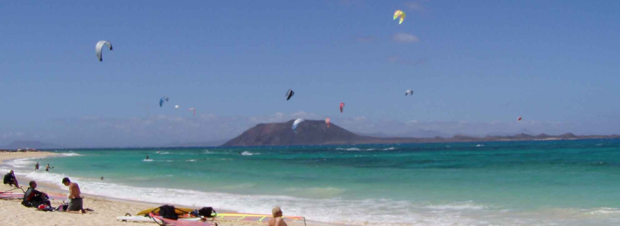CORRALEJO KITING