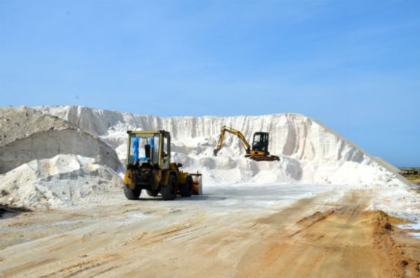 Le Saline - The Salt Mine
