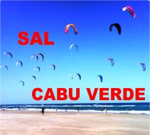 KITING IN CAPE VERDE SAL
